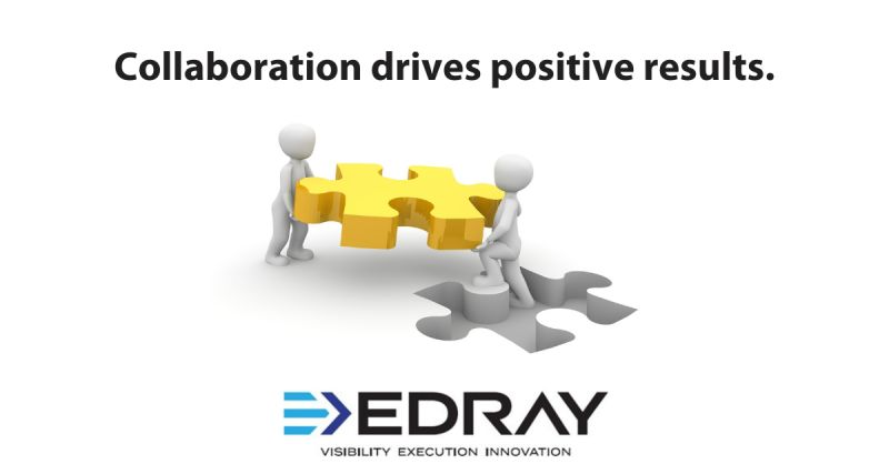 Collaboration drives positive results